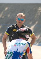 Jörg Wolff Gebauer gehört als Trainer zur sportlichen Leitung des BIKE Market Teams