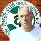 Sportwart Gerd Metzker