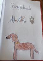 Marielle hat Nela gemalt.