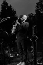 Renaud Jacquet cours de saxophone Annecy
