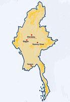 Myanmar - Mandalay - Weltreise Blog und Reiseziele - Travel um die Welt