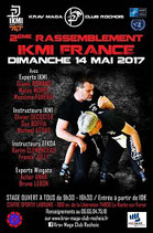 Stage international krav maga IKMI 2017 La Roche sur Foron