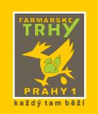 Farmářské trhy in Prag