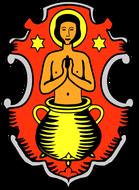 Wappen der Stadt Veitshöchheim