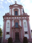 Kirche Sankt Vitus in Veitshöchheim