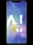 Huawei Mate 20 Pro Smartphone mit Allnet Flat