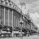 Warenhaus, Kaufhaus Tietz, Hertie, Herman Tietz, Kaufhof AG