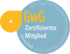 Logo von GwG Gesellschaft für Personzentrierte Psychotherapie und Beratung e.V.