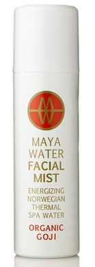 Maya Water Facial Mist Energizing Spa Water