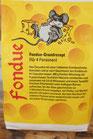 Fondue Käse - Hausmischung