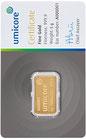 Goldbarren Umicore 5 Gramm