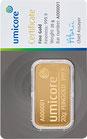 Goldbarren Umicore 20 Gramm Gold