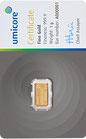 Goldbarren Umicore 1 Gramm