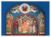 Deesis Fresco im Exonarthex