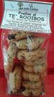 Frollini al TE' ROOIBOS (tè rosso del SudAfrica)  - 2 confezioni da gr. 200