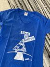 T-Shirt Bock auf Bottrop blau, Damen