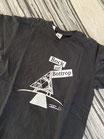 T-Shirt Bock auf Bottrop schwarz
