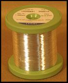 fil de cuivre argenté 446770