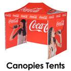 PopUp Tent Canopies