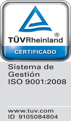 Sistema de Gestión ISO 9001:2008 Rodeni