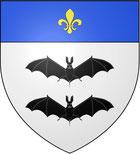 Blason de Ourdis-Cotdoussan 65 / clic pour attributions