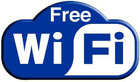 wi-fi free area