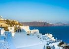 ギリシャ、サントリーニ島