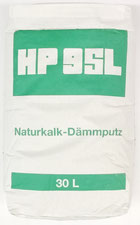 Naturkalk - Dämmputz, HP 9SL