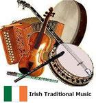 アイルランド アイリッシュ音楽 楽器