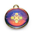 Innerwise® Hologramm Amulett