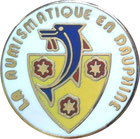 Association Numismatique de     la Région Dauphinoise