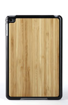 iPad mini 4 funda de bambu