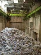 ゴミ処分場写真