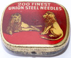 Union Needle Tin