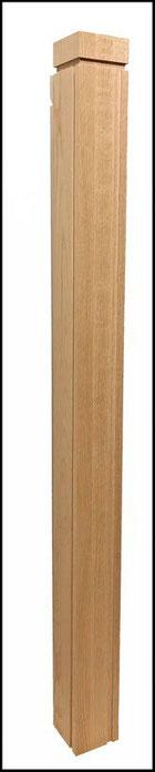 P204 1230 Red Oak post