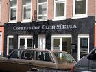 Coffeeshop Club Media Amsterdam