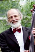 Hans Kunstovny (Kontrabass) Musiktage am Rhein