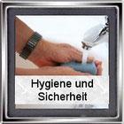 Bild: Hygiene und Sicherheit