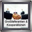 Bild: Großlieferanten und Kooperationen