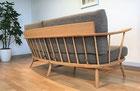 柏木工 ウインザーチェア ケイ・ウィンザー スタイル 椅子 家具 インテリア 飛騨