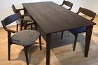 東京インテリア 東京デザインセンター 家具 インテリア 栃木県 鹿沼市 ダイニングテーブル チェア 椅子