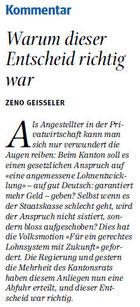 Quelle: Schaffhauser Nachrichten, 13.11.2012