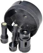 prodito tegelboor, verkrijgbaar vanaf 5mm tot en met 126mm