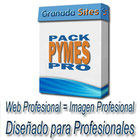 Diseño Web profesional: Pack PYMES PRO