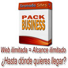 Diseño Web para tiendo online: Pack Business