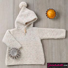 laine Katia collection Baby Tweed modèle N°5