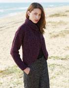 laine Katia collection Mousse modèle N°33