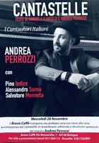 Tour Teatrale con Andrea Perrozzi