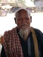 Der Mann aus Kambodscha