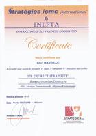 Certification AFNH
